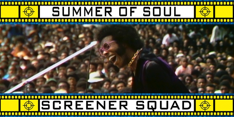 Summer of Soul Movie Review