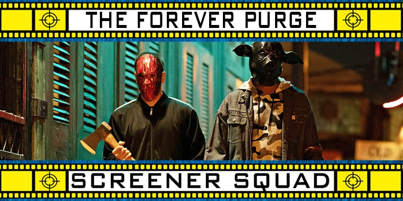 The Forever Purge Movie Review