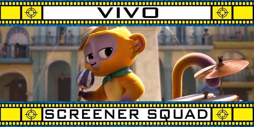 Vivo Movie Review
