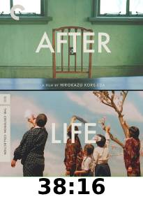 After Life Blu-Ray Review