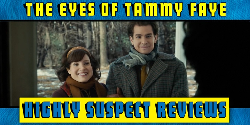 The Eyes of Tammy Faye Movie Review