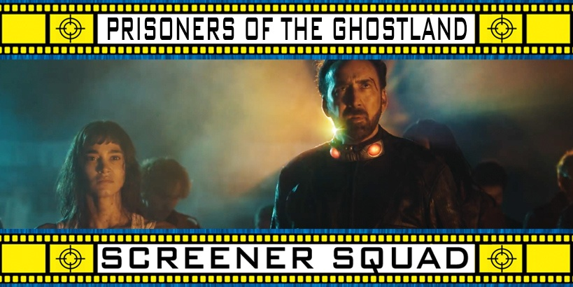 Prisoners of the Ghostland Movie Review