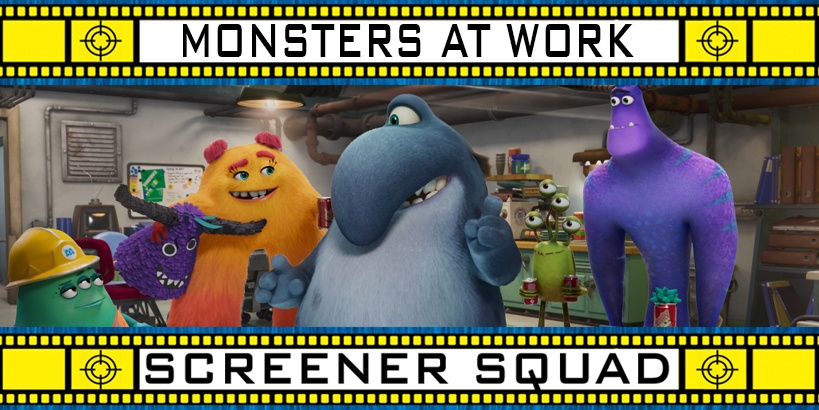 Monsters at Work Series Review