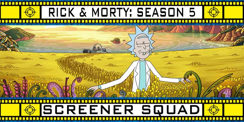 Rick and Morty Season 5 Series Review