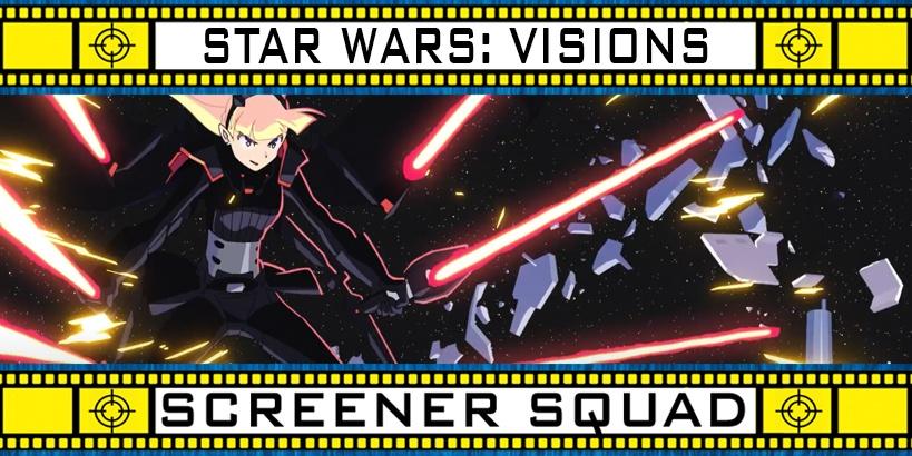 Star Wars Visions Series Review