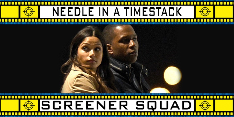 Needle in a Timestack Movie Review