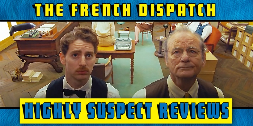 The French Dispatch Movie Review