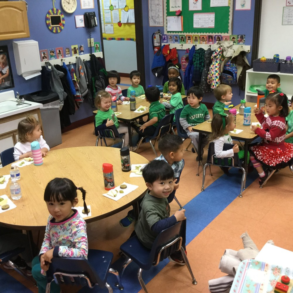 Room 1: St. Patrick's Day 2018