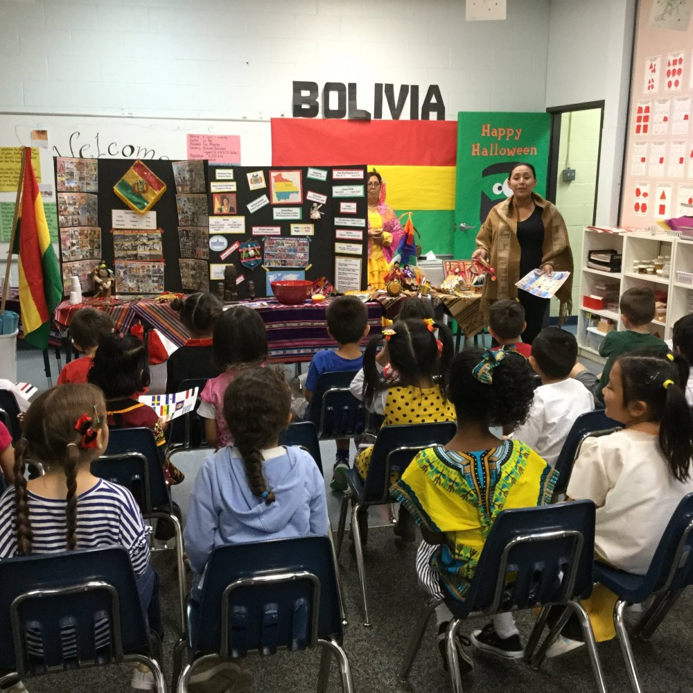 Room 6: Cultural Day 2018