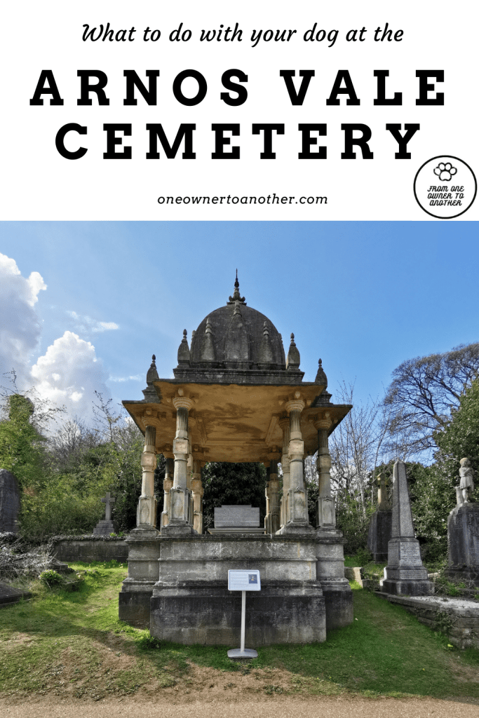 Arnos Vale Cemetery is dog-friendly