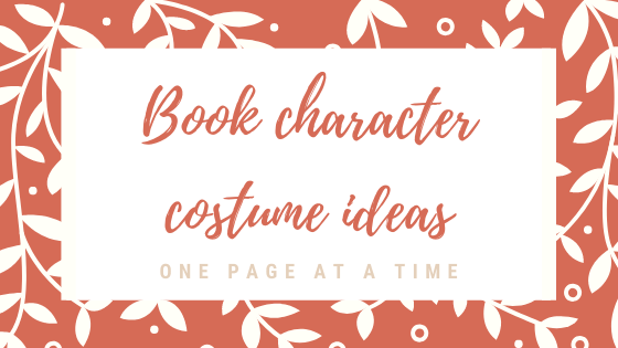 Bonus Book Character Costume Ideas