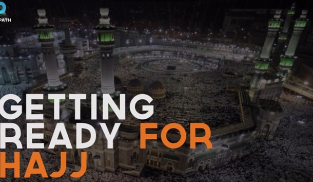 Getting Ready for Hajj