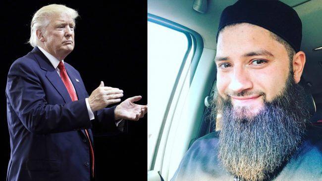 Man calls upon Muslim men to grow #SunnahBeards in response to Islamophobia