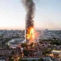 Muslims Saves lives in London fire