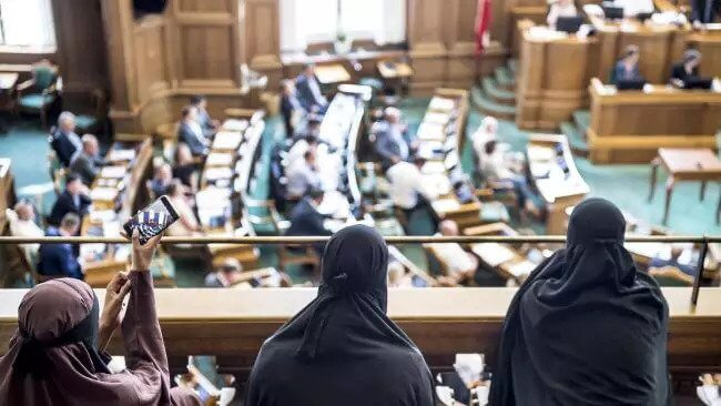 These are all the countries that have banned the Niqab