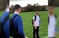 Syrian Refugee Bullied in School