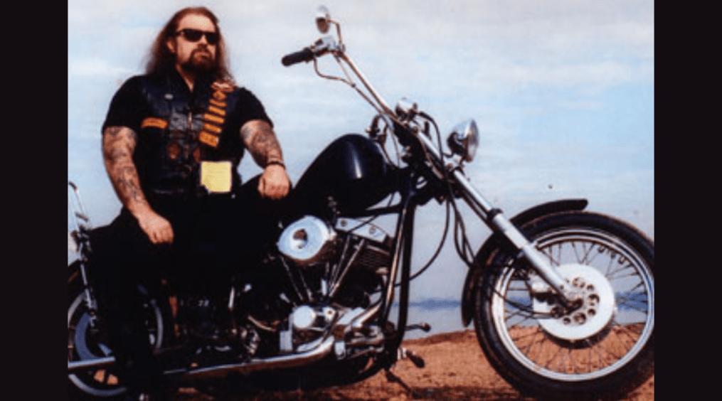 Colin Caesar Campbell - Bandidos MC - One Percenter Bikers