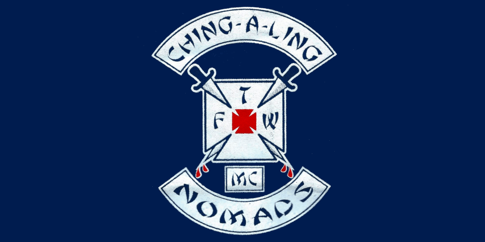 Ching A Ling Nomads Mc Motorcycle Club One Percenter Bikers