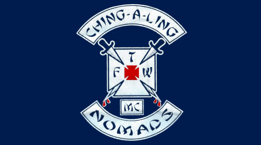 Ching-A-Ling Nomads MC (Motorcycle Club) - One Percenter Bikers