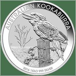 1 kg Australian Silver Kookaburra gold ira company