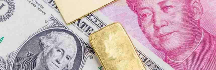 yuan gold