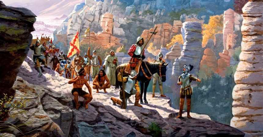 conquistadors aztec inca