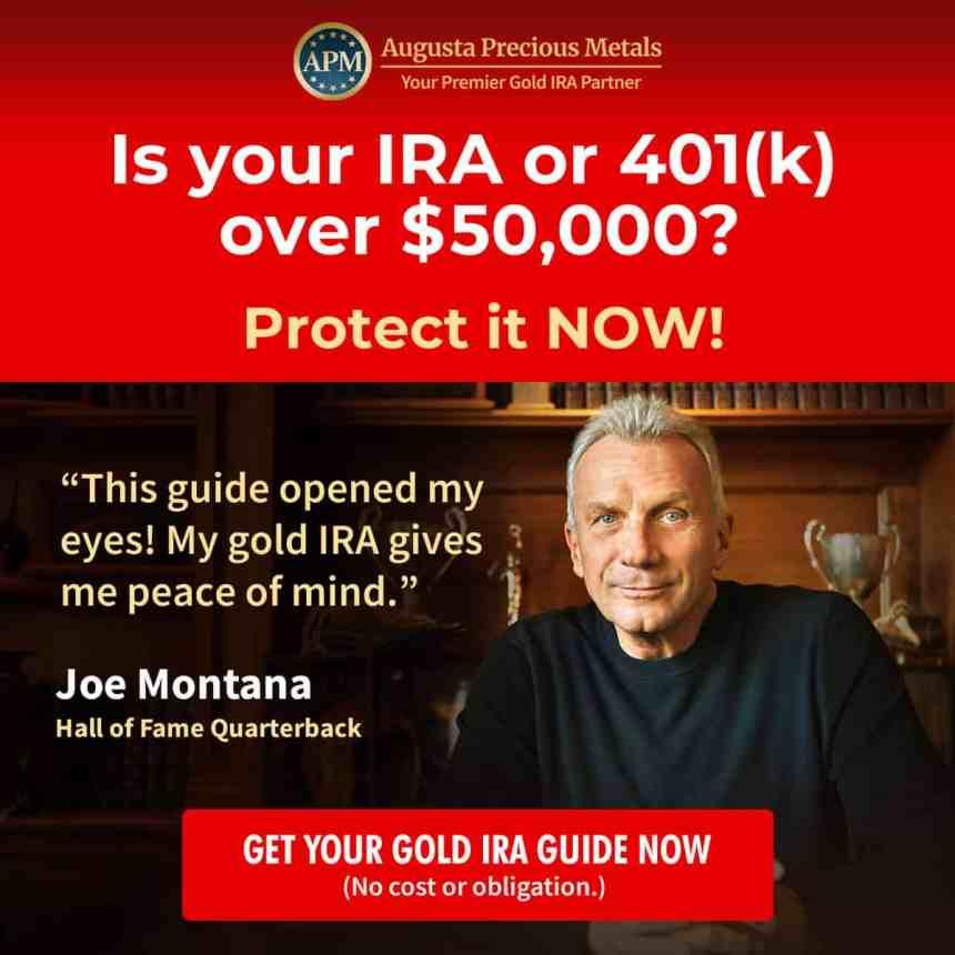 augusta precious metals free gold IRA guide $50k offer
