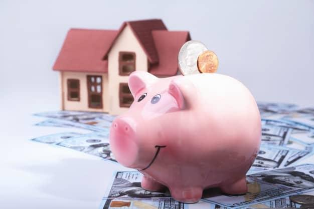 the wealth effect piggybank