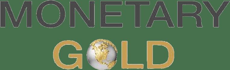 New Monetary Gold Logo