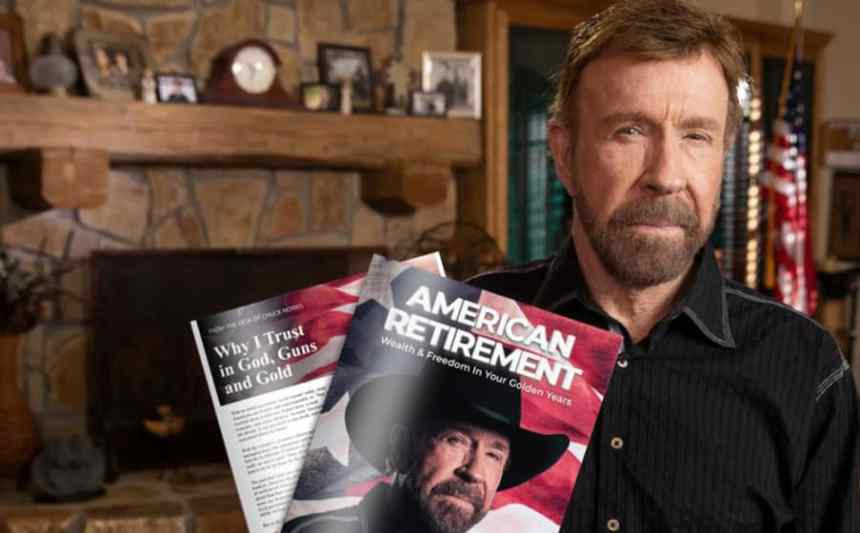 goldco chuck norris partners