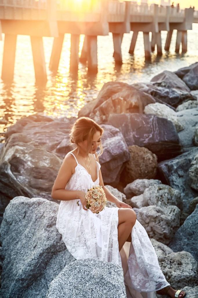 Wedding in Miami