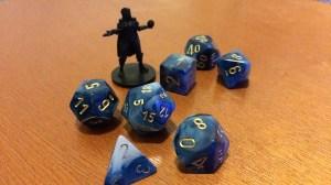 My favorite set of dice