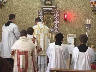 Cozumel solemn Mass