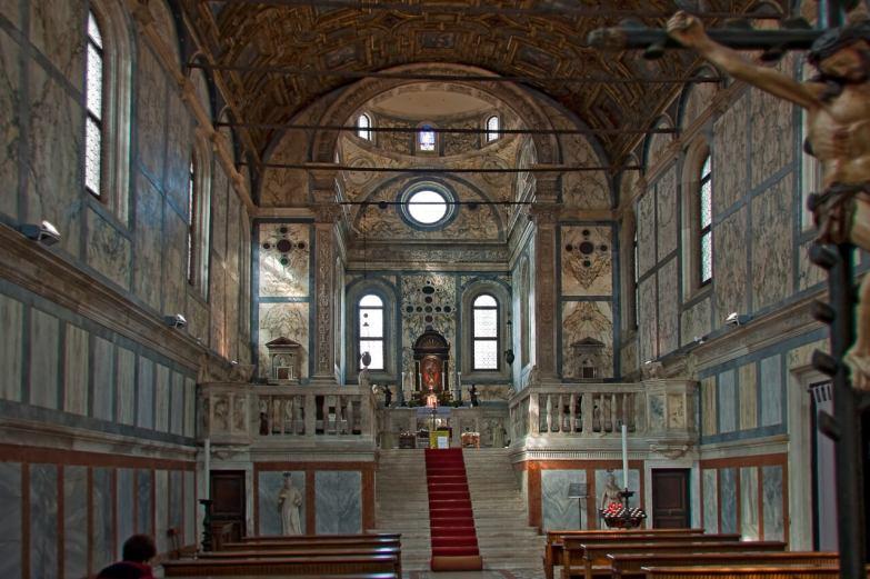 Santa Maria Dei Miracoli (Interior)