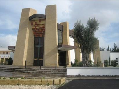 Chiesa di Santa Maria Madre dell'Ospitalità (Exterior)
