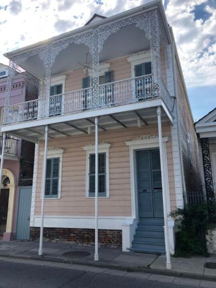 Stephen, Bourbon St., New Orleans