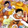 "Manga one piece episode 892 ""Recognized as Strong Opponents"" whole cake island"