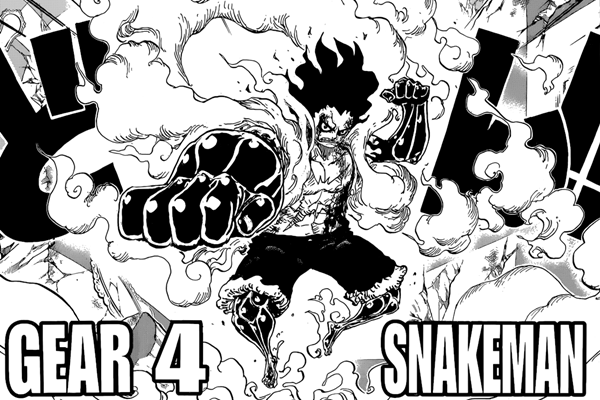 Gear Fourth: Snakeman