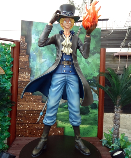 SABO / Chief Staff of the Revolutionary Army