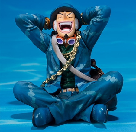 "Usopp-ONE PIECE 20th Anniversary ver.- ""ONE PIECE"" Figuarts ZERO"