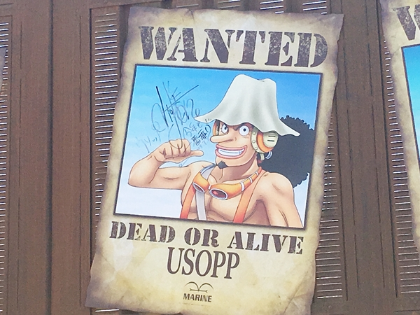 Wanted Poster of King Of Snipers Usopp.