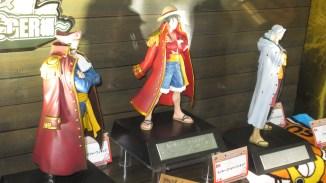 3月4日開催【画像レポ|バン博2012】一番くじ THE LEGEND OF ~GOL・D・ROGER~(ゴール・D・ロジャー)編 ゴールド・ロジャー/ルフィ/レイリー #onepiece #ichibankuji #banpaku2012 #banpaku2012_photo #バン博画像 ワンピース展示フィギュアまとめ