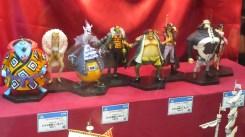 3月4日開催【画像レポ|バン博2012】プライズ旧作:DX 王下七武海勢ぞろい! #onepiece #banpaku2012 #banpaku2012_photo #バン博画像 ワンピース展示フィギュアまとめ