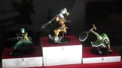 3月4日開催【画像レポ|バン博2012】プライズ新作 造形王決定戦のヤツ? ワイパー/ドルトン/ゾロ #onepiece #banpaku2012 #banpaku2012_photo #バン博画像 ワンピース展示フィギュアまとめ