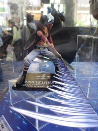 【画像レポ:魂キャラバン】フィギュアーツZERO ミホーク Battle Ver.|ワンピースフィギュア情報