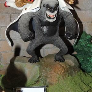【画像レポート】フィギュアーツZERO Artiist Special モンキー・D・ガープ as ゴリラ|ジャンフェス2014 #jumpfesta