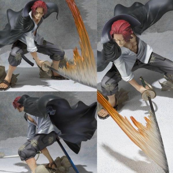 フィギュアーツZERO シャンクス Battle Ver 02.