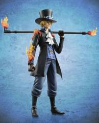 one peice figure POP figutrine sabo portrait of pirate-005