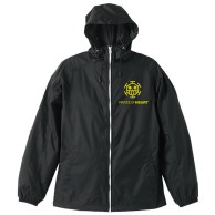 One Piece Heart Pirates Hooded Windbreaker 02