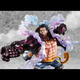 megahouse portrait of pirates luffy 4th gear